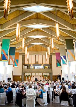 Trent University Wedding Reception