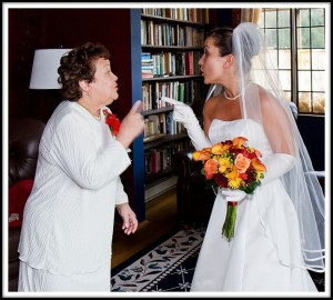 Mother-in-law in Your Wedding