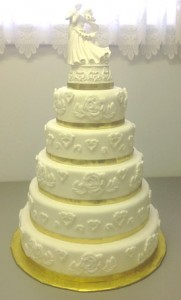Peterborough Wedding Cakes