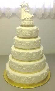 Peterborough Wedding Cakes